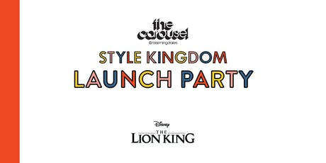 STYLE KINGDOM LAUNCH PARTY tickets