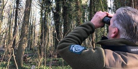 Parkenmaand wandeling met de boswachter over het Eiland van Brienenoord tickets