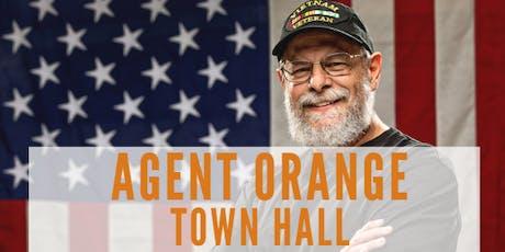 Agent Orange Town Hall tickets