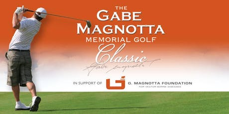 Gabe Magnotta Memorial Golf Classic 2019 tickets