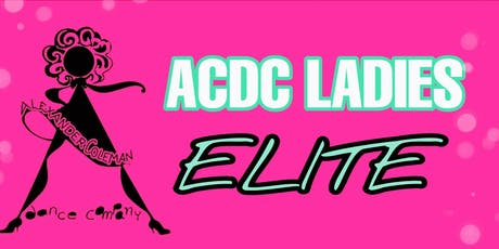 ACDC LADIES ELITE AUDITIONS tickets