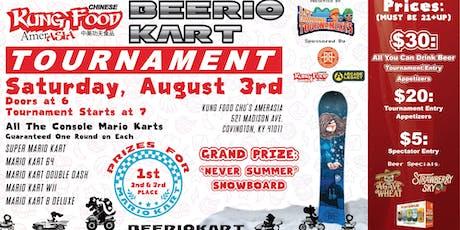 KungFood Beerio Kart Tournament! tickets