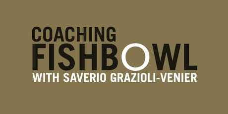 Coaching Fishbowl: Saverio Grazioli-Venier tickets