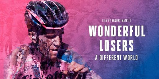 "Proiezione film:  ""Wonderful Losers - A Different World"""