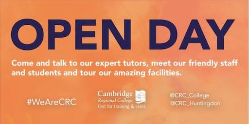 CRC Cambridge Open Day