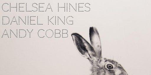 Daniel King / Chelsea Hines (NOLA) / Andy Cobb