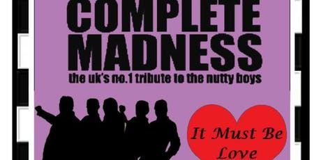 Complete Madness tickets