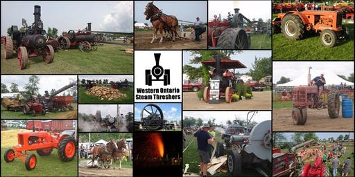 62nd Annual Western Ontario Steam Threshers Reunion