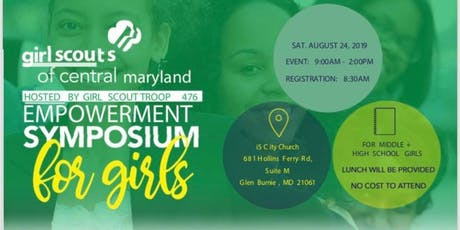 Girls Empowerment Symposium 3rd Annual Event tickets