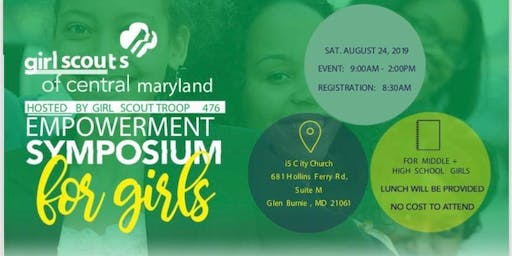 Girls Empowerment Symposium 3rd Annual Event