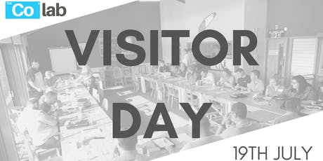 The Co Lab Visitor Day 19th July tickets