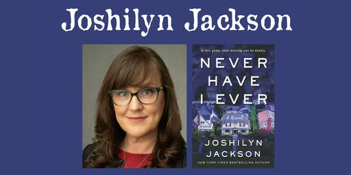 Joshilyn Jackson / Author Event