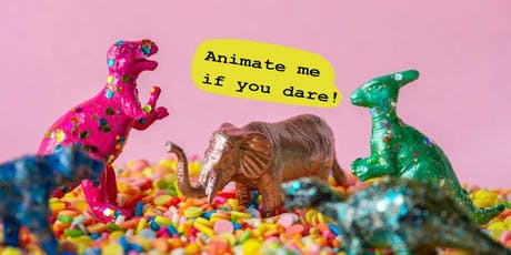Stop-Motion Animation 10 - 13 year olds tickets