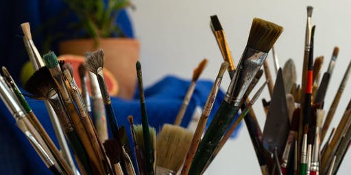 Acrylic painting workshops for adults in Berlin