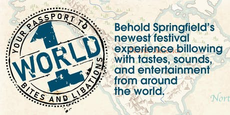 One World Bites and Libations tickets