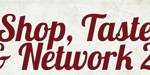 Shop,Taste, & Network 2