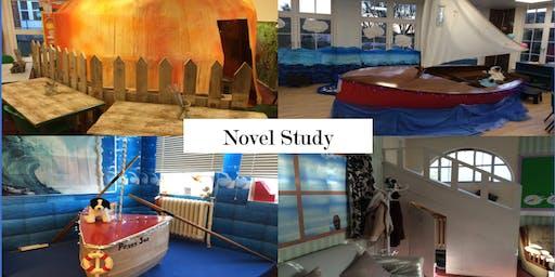 Novel Study at Humberstone Academy