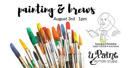 Painting & Brews tickets