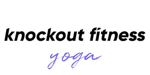 Yoga Meets Kickboxing! Hosted by Knockout Fitness!