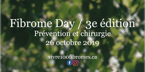 Fibrome Day: Prévention et chirurgie