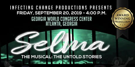 Selma The Musical: The Untold Stories - Atlanta tickets