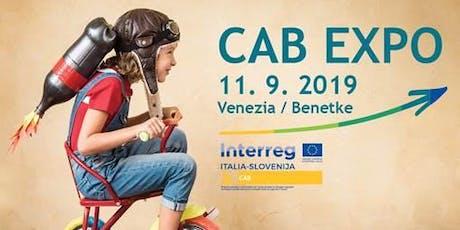 CAB EXPO biglietti