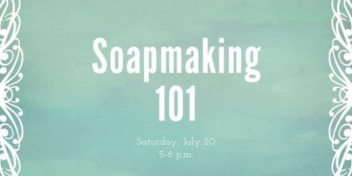 Soapmaking 101 Class