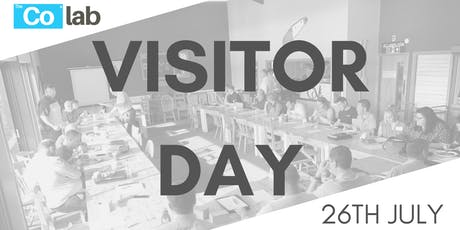 The Co Lab Visitor Day 26th July tickets