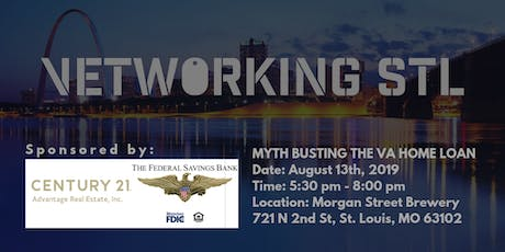 Vetworking STL - August 2019 tickets