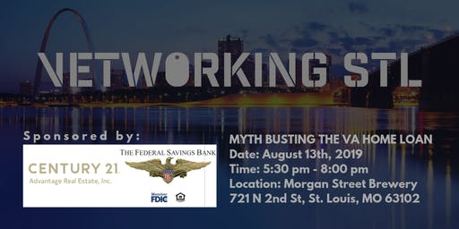 Vetworking STL - August 2019