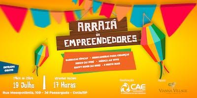 ARRAIÁ DE EMPREENDEDORES