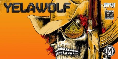 YELAWOLF Ghetto Cowboy Tour tickets