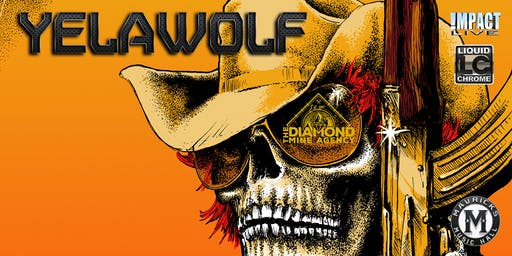 YELAWOLF Ghetto Cowboy Tour