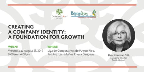 Creating a Company Identity: A Foundation for Growth tickets