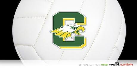 Clay vs Southview FR/JV/Varsity Volleyball (Girls) tickets