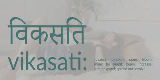 Vikasati: how you can apply Pilates & yoga to your daily life