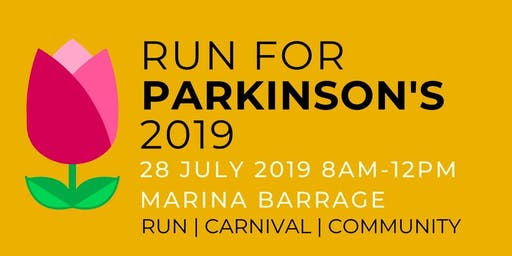 Run For Parkinson's 2019 (Cancelled)
