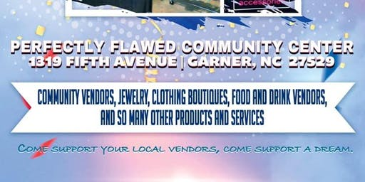 Perfectly Flawed Community  Vendor Event
