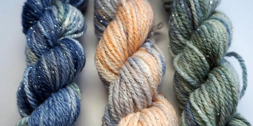 Dye your own yarn - September