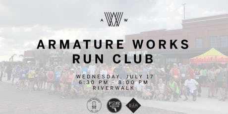 Armature Works Run Club - July 17th tickets