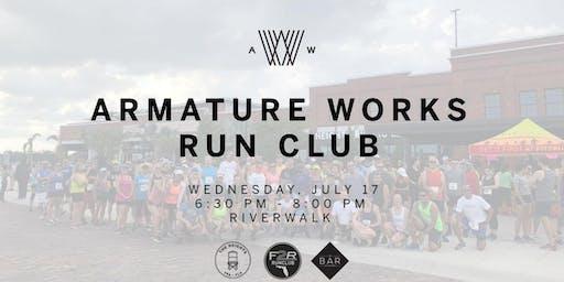 Armature Works Run Club - July 17th