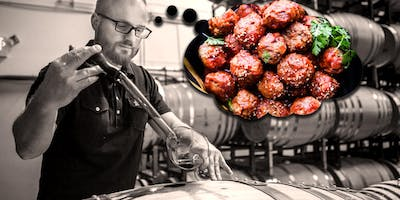 Shane Finley Loves Wine and Meatballs