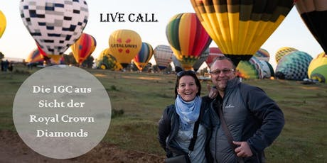LIVE CALL mit Ulli & Vijay Tickets