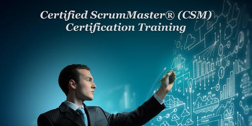 Certified ScrumMaster® (CSM) Training Course in Chicago