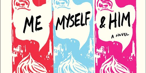 "Chris Tebbetts ""Me Myself & Him"" Book Event 8/26 at 7pm"