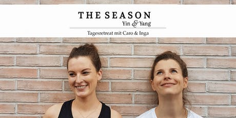 The Season Yin & Yang Spätsommer - Tagesyogaretreat mit Caro & Inga tickets