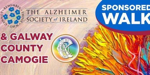 The Alzheimer Society of Ireland & Galway County Camogie Sponsored Walk