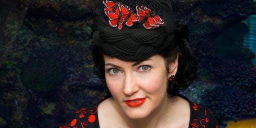 Book Launch Concert with Tara O'Grady