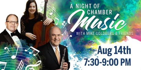 A Night of Chamber Music with Mike Goldberg & Friends tickets