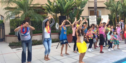 Prep for Pro / Beginner Adult Polynesian Dance Workshops with Island Inspirations